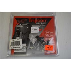 New in package Trijicon rear sight CA02 for Colt Government etc.