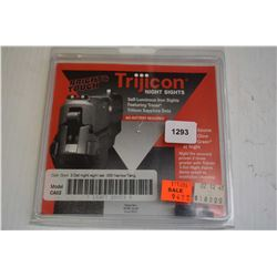 New in package Trijicon front and rear sights CA02 for Colt Government etc.