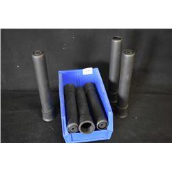 Six shotgun tube mag extensions