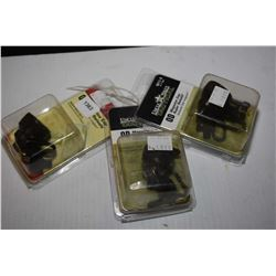 Three new in package shotgun mag cap/super swivels Uncle Mike's Tactical no. 1811-2