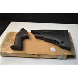 Benelli extending stock and pistol grip