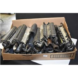 Selection of used forends