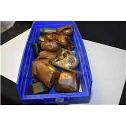 Selection of grease containers