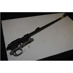 Norinco rifle barrel and receiver with trigger group, missing bolt and rear sight (PAL REQUIRED)