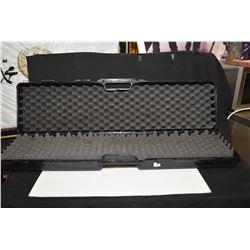 Small sized hard rifle case