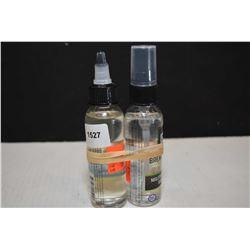 Bottle of Breakthrough solvent and oil