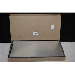 Brand new Saunders Mfd. Snapak No. SN-4295, aluminium citation holder