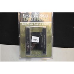 Brand new in package Uncle Mike's Tactical shot gun shell caddy no. 88472