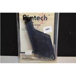 New in box Aimtech scope mount for Ithaca Model 37/87 12 gauge pump action, part no. ASM-10WR