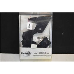 New in box Aimtech scope mount for Smith & Wesson third generation 59 series pistols, part no. APM-1