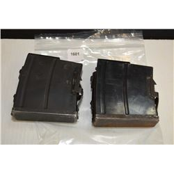Two rifle mags
