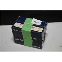 Four new in box Alpec-Laser mount, assorted models including 7108, 7151,7173 and one unknown