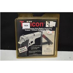 Trijicon rear sight only for Ruger GP-100 no. RR10