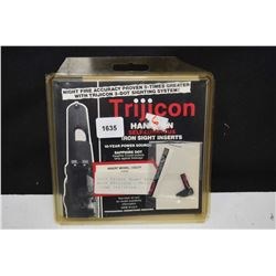 Trijicon front sight only for Colt Python model Colt-F