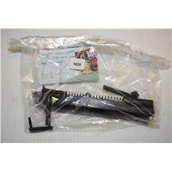 Parts less framed from Tokarev including slide, barrel, trigger group, miscellaneous parts, Ser # KN