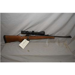 "Remington Model Seven, .260 Remington cal. mag fed, bolt action rifle w/ 20"" bbl. [Blued barrel, one"
