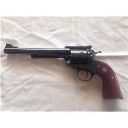 RESTRICTED Ruger Model New Model Super Blackhawk Bisley .44 Mag cal 6 shot revolver w/190mm bbl [ bl