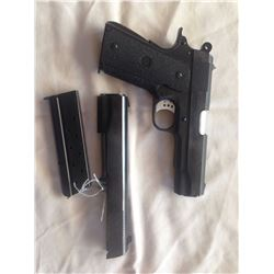 RESTRICTED Norinco Model 1911 A1 .45 ACP cal 7 shot semi automatic pistol w/106mm bbl [ blued finish