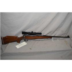 """Parker Hale Lee No.1 MK III* .303 Brit cal. mag fed, bolt action rifle w/22 1/2"""" bbl. [blued finish,"""