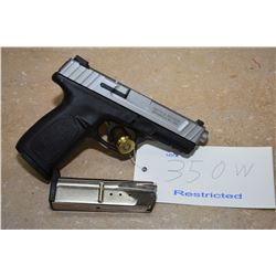 Restricted Smith & Wesson Model SD9 VE 9MM Luger