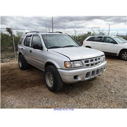 2000 - ISUZU RODEO
