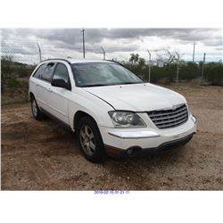 2005 - CHRYSLER PACIFICA