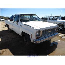 1974 - CHEVROLET SILVERADO 1500