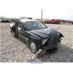1993 - MERCEDES BENZ 190E