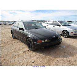 1997 - BMW 528I//RESTORED SALVAGE