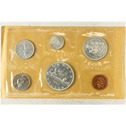1965 CANADA SILVER (PF LIKE) SET WITH ENVELOPE