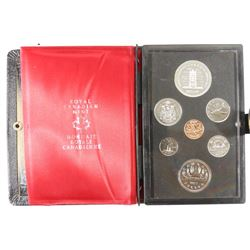1977 CANADA DOUBLE DOLLAR PROOF SET