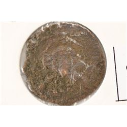 1081-1118 A.D. JESUS CHRIST ANCIENT BYZANTINE COIN