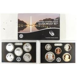 2017 US SILVER PROOF SET (WITH BOX)