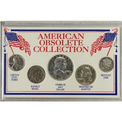 AMERICAN OBSOLETE COLLECTION CONTAINS: