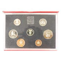 1985 UNITED KINGDOM PROOF COIN COLLECTION