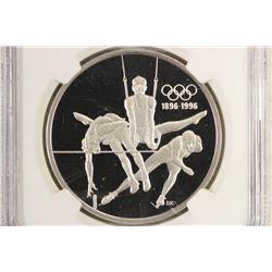 1992 CANADA SILVER $15 OLYMPICS 100TH ANNIVERSARY