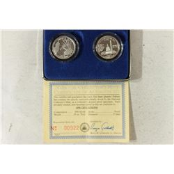 51ST STATE QUARTER TRIBUTE SET, CONTAINS: 2 PROOF