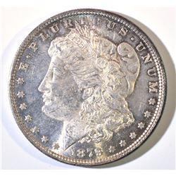 1879 MORGAN DOLLAR  GEM BU