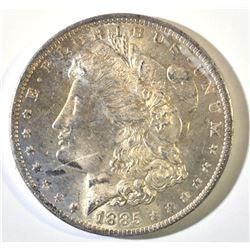 1885 O MORGAN DOLLAR  CH BU