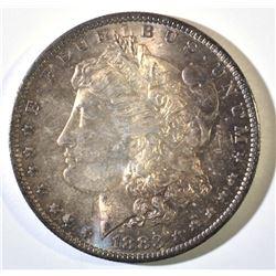 1883  O MORGAN DOLLAR  CU BU ++