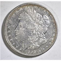 1893 MORGAN DOLLAR XF/AU