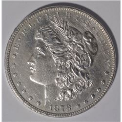 1878 7TF REV. OF 78 MORGAN DOLLAR BU