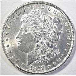 1878 7TF REV OF 79  MORGAN DOLLAR BU