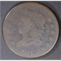 1813 CLASSIC HEAD LG CENT CHOICE V6