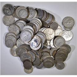 $24.15 FACE VALUE CANADA SILVER COINS