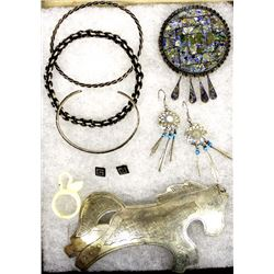 Sterling Silver Jewelry Plus,Some Native American