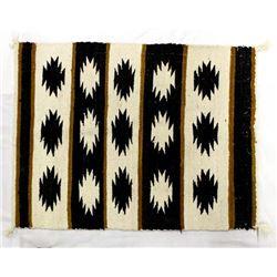 Vintage Native American Navajo Rug