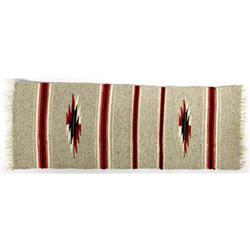 Chimayo Fringed Wool Textile