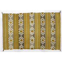 Vegetal Dyed Navajo Rug