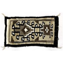 Primitive Cotton Navajo Textile